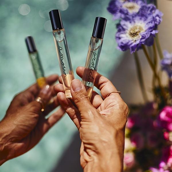 Goodbless, sources du parfum